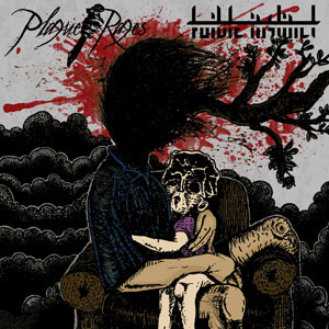 FOIBLE INSTINCT / PLAGUE RAGES SPLIT CD