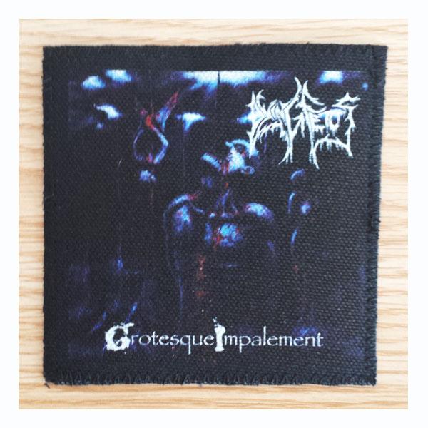 DYING FETUS - GROTESQUE IMPALEMENT PATCH