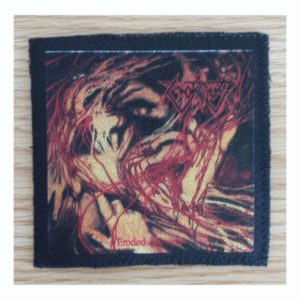 MORGUE - ERODED THOUGHTS PATCH
