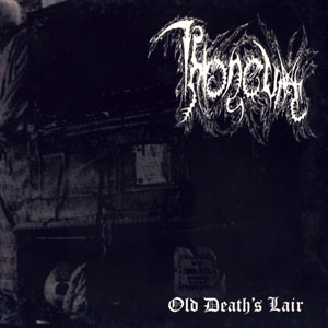 THRONEUM - OLD DEATH´S LAIR CD (Digipack)