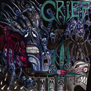 GRIEF - COME TO GRIEF CD (OOP)