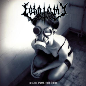 LOBOTOMY - SATANIC SPEED METAL RITUAL CD