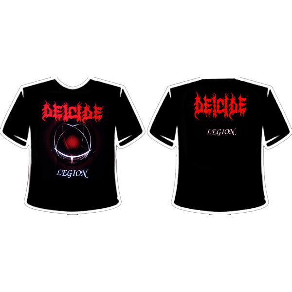 DEICIDE - LEGION T-SHIRT
