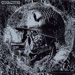 HOLY MOSES - TERMINAL TERROR CD (FIRST PRESS)