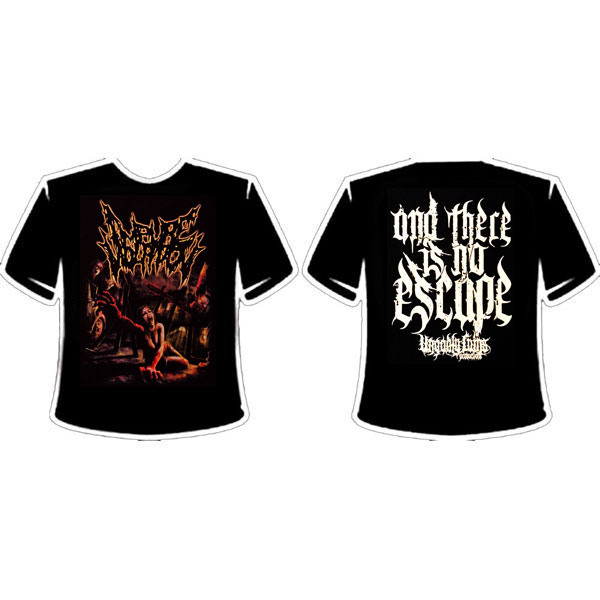 IMPURE VIOLATION - LUST IN A VULGAR DISPLAY OF VIOLENCE T-SHIRT