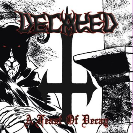 DECAYED - A FEAST OF DECAY CD