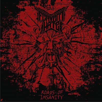 FERVENT HATE - ROADS OF INSANITY CD