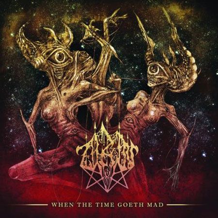 ZARIN - WHEN THE TIME GOETH MAD CD