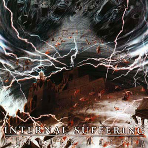 INTERNAL SUFFERING - CHAOTIC MATRIX CD (OOP)