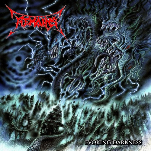 REMAINS - EVOKING DARKNESS CD