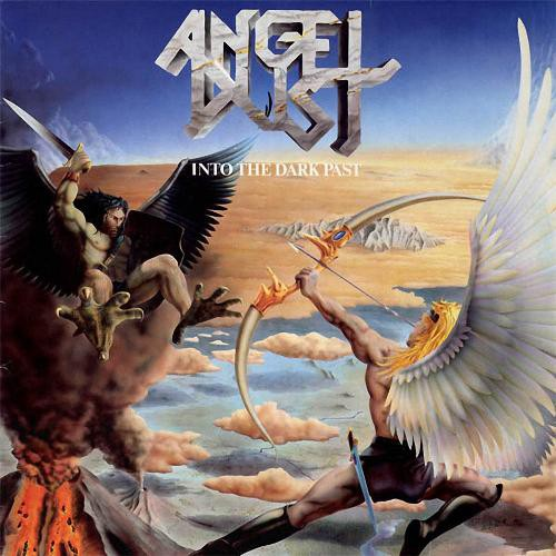ANGEL DUST - INTO THE DARK PAST CD
