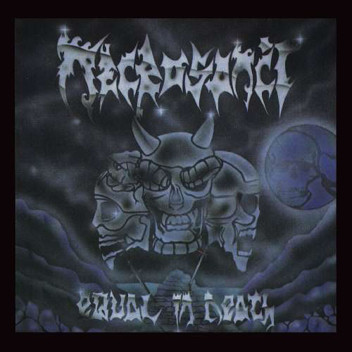 NECROSANCT - EQUAL IN DEATH CD