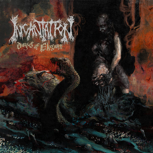 INCANTATION - DIRGES OF ELYSIUM CD