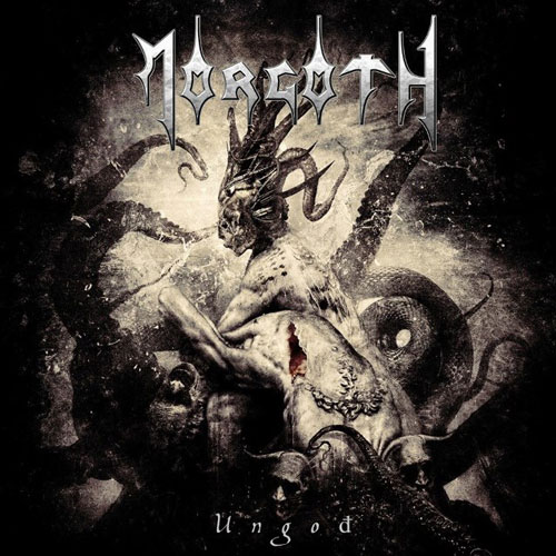 MORGOTH - UNGOD CD