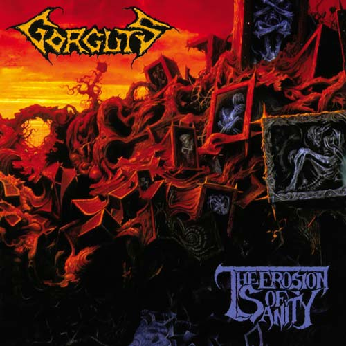 GORGUTS - THE EROSION OF SANITY CD (OOP)