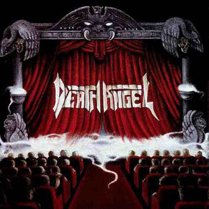 DEATH ANGEL - ACT III CD (1990 Original Press)