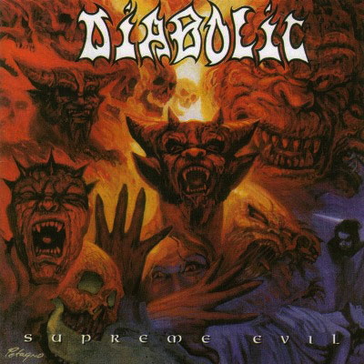 DIABOLIC - SUPREME EVIL CD