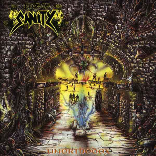 EDGE OF SANITY - UNORTHODOX CD (1992 Original Press)
