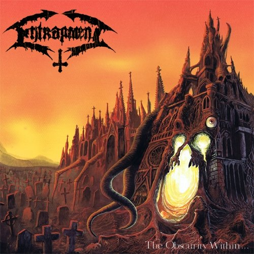 ENTRAPMENT - THE OBSCURITY WITHIN... CD