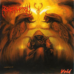 REINCARNATION - VOID CD (1997 First Edition/OOP)