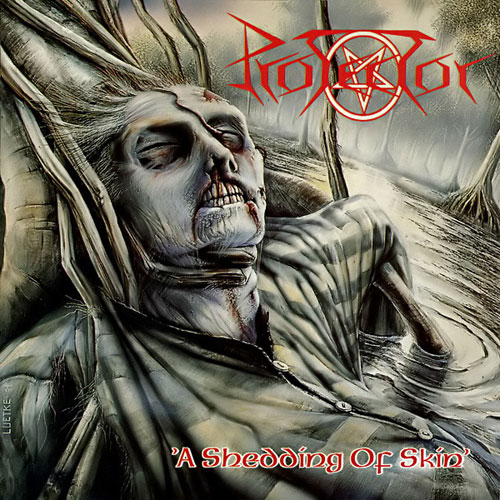 PROTECTOR - A SHEDDING OF SKIN CD