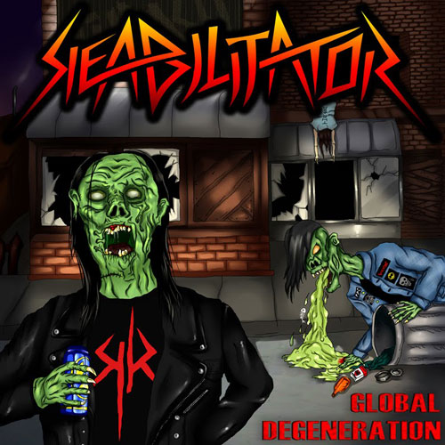 REABILITATOR - GLOBAL DEGENARATION CD