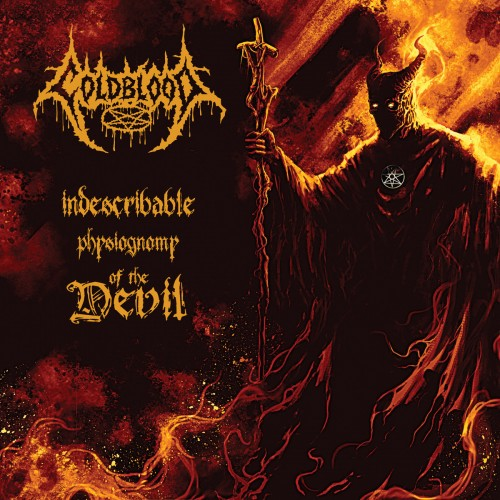 COLDBLOOD - INDESCRIBABLE PHYSIOGNOMY OF THE DEVIL CD