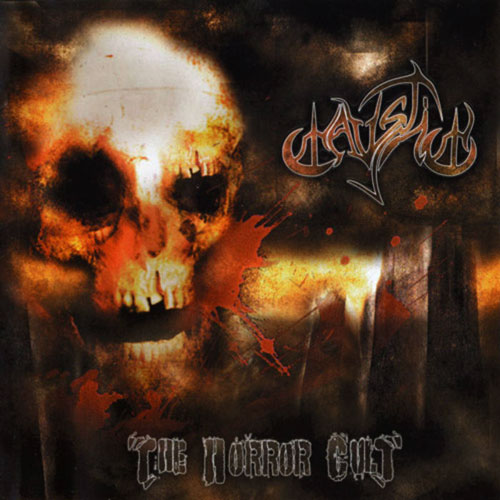 CAUSTIC - THE HORROR CULT CD