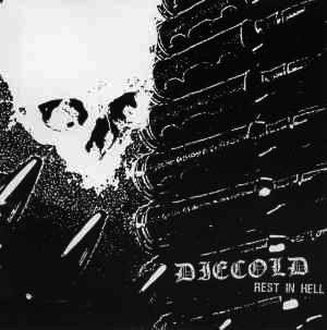 DIECOST - REST IN HELL CD