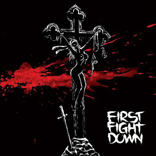 FIRST FIGHT DOWN - SELF TITLE CD