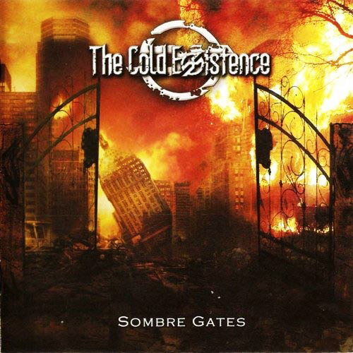 THE COLD EXISTENCE - SOMBRE GATES CD