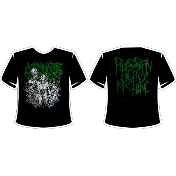 ABOMINABLE PUTRIDITY T-SHIRT
