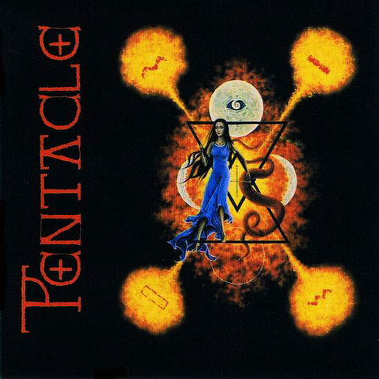 PENTACLE - FIFTH MOON BEYOND AND BACK CD (2 Disc Edition)