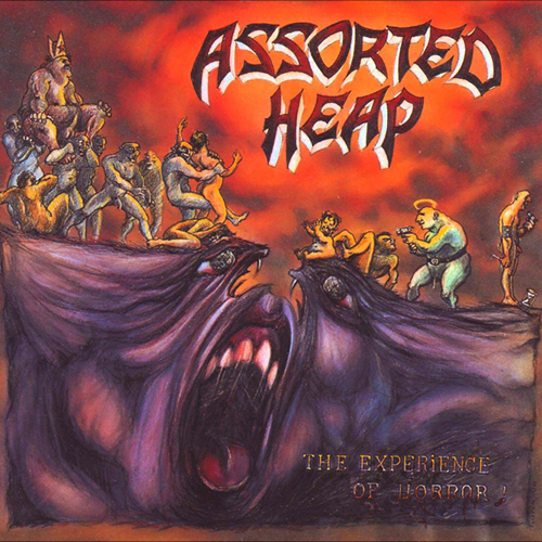 ASSORTED HEAP – THE EXPERIENCE OF HORROR CD