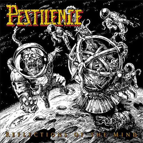 PESTILENCE - REFLECTIONS OF THE MIND CD