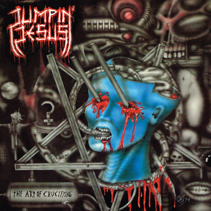 JUMPIN JESUS - THE ART OF CRUCIFYING CD