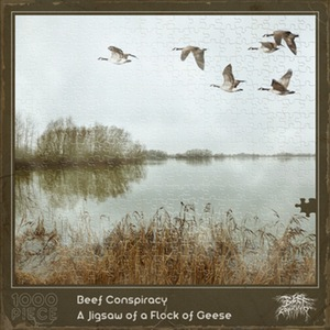 BEEF CONSPIRACY - JIGSAW OF A FLOCK OF GEESE CD