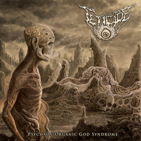 FETICIDE - PSYCHAOS / ORGANIC SYNDROME CD