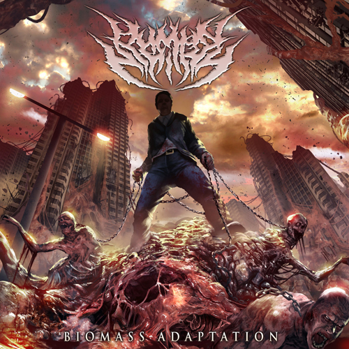HUMAN NIHILITY - BIOMASS ADAPTATION CD