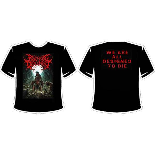 PSYCHOTIC DEFILEMENT T-SHIRT
