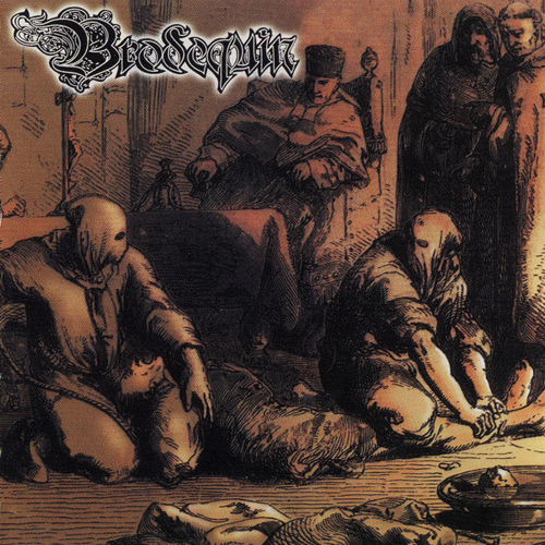 BRODEQUIN - FESTIVAL OF DEATH CD