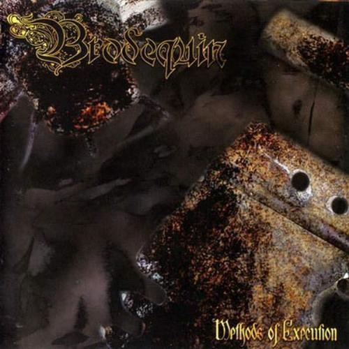 BRODEQUIN - METHODS OF EXECUTION CD