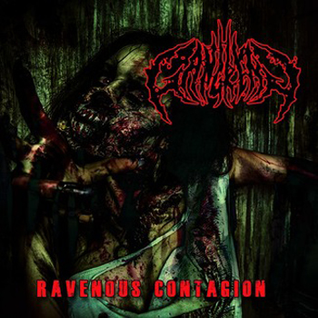 GANGRENA - RAVENOUS CONTAGION CD