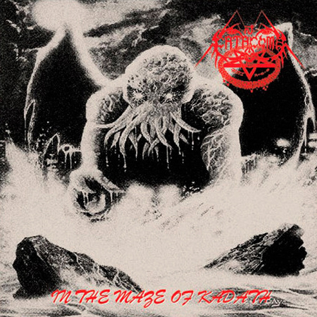 CATACOMB - THE LURKER AT THE THRESHOLD / IN THE MAZE OF KADATH CD