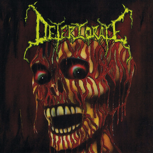 DETERIORATE - ROTTING IN HELL + DEMOS CD (2 DISC)