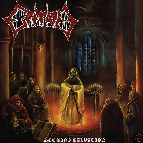 EPITAPH - SEEMING SALVATION CD