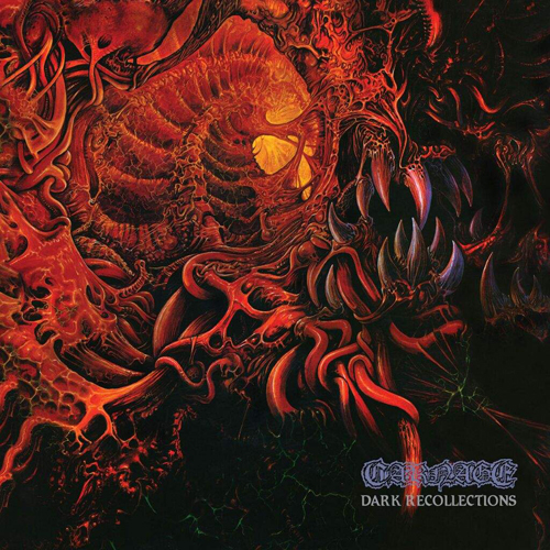 CARNAGE - DARK RECOLLECTIONS CD