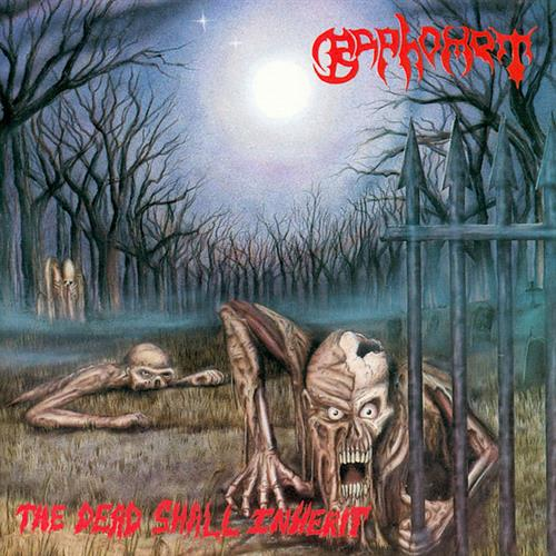 BAPHOMET - THE DEAD SHALL INHERIT CD