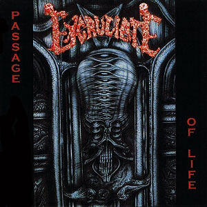 EXCRUCIATE - PASSAGE OF LIFE CD