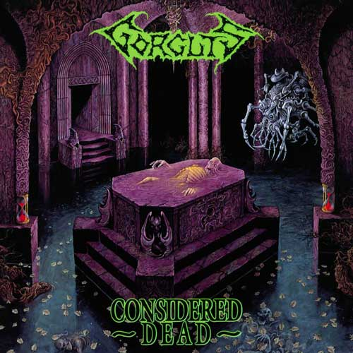 GORGUTS - CONSIDERED DEAD CD